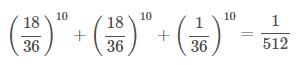 Formel für eine Zehnerserie ohne Zero